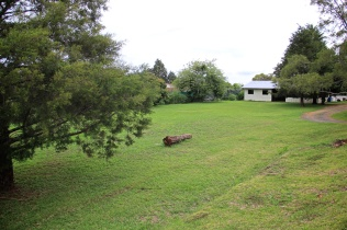 Grass area for Ministry activities