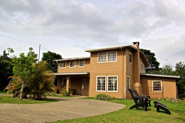 Main Family house
